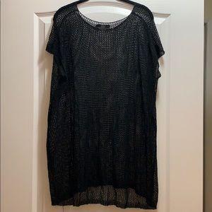 LF Dresses - LF Millau Fishnet Dress